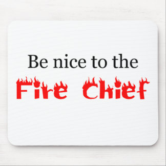 Firefighter Mouse Pad. Mouse Pad