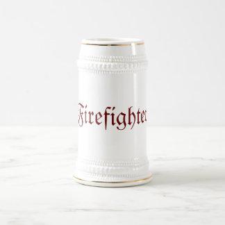 Firefighter Beer Steins