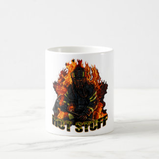 Firefighter Mug Hot Stuff