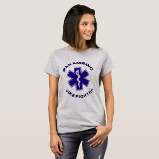 Firefighter Paramedic T-Shirt