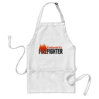 Firefighter Parent apron - choose style & color