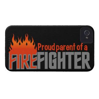 Firefighter Parent Blackberry Bold case