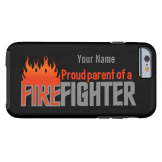 Firefighter Parent custom name phone cases
