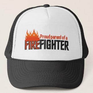 Firefighter Parent hat - choose color