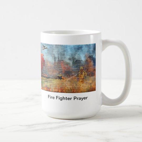 Firefighter Prayer Coffee Mug