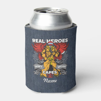 Firefighter Real Heroes Can Cooler