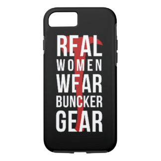 """""""Firefighter/Rescue"""" iPhone 7 TOUGH CASE"""