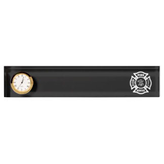 Firefighter Rescue Nameplate