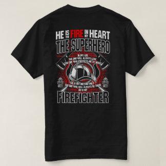 Firefighter  Rescue T Shirt