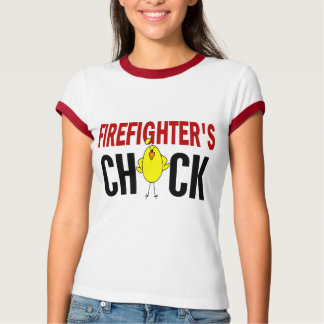 Firefighter's Chick T-Shirt