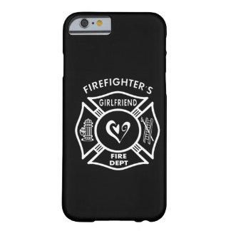 Firefighter s Girlfriend iPhone 6 Case