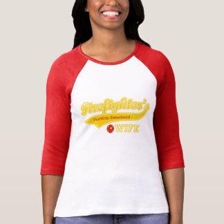 Firefighter Sisterhood Love T-Shirt