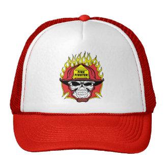 Firefighter Skull Cap
