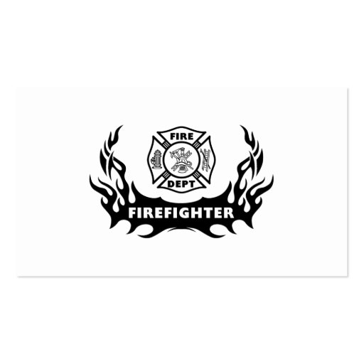 Make your own tattoo business cards image collections card design create your own firefighter business cards page2 firefighter tattoo business card reheart image collections colourmoves