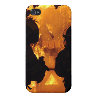 Firefighter Team iPhone 4/4S Covers