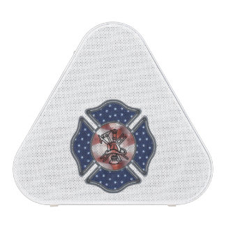 Firefighter USA Patriotic
