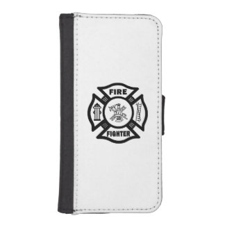 Firefighter iPhone 5 Wallet Cases