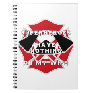 Firefighter wife journal