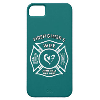 Firefighter Wives of Asheville Fire Dept iPhone 5 Case