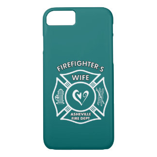 Firefighter Wives of Asheville Fire Dept iPhone 7 Case