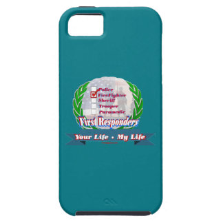 Firefighter_Your_Life iPhone 5 Covers