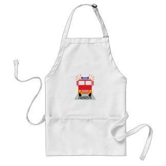 Firefighters Are Heros Apron