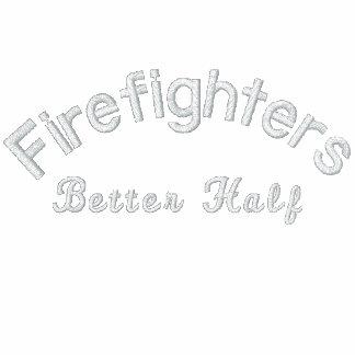 Firefighters Better Half-Zip Jacket