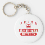 Firefighter's Brother Key Chain