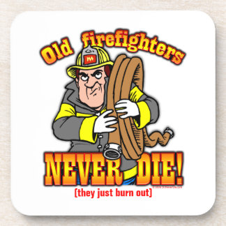 Firefighters Coasters