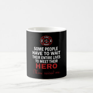 FIREFIGHTER'S DAUGHTER COFFEE MUG
