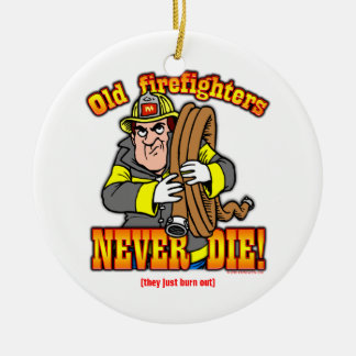 Firefighters Ornaments