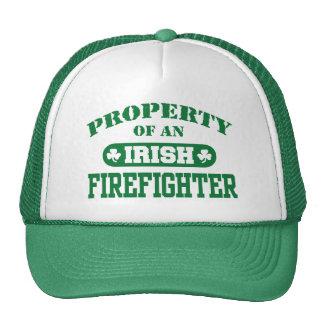 Firefighter's Girl Mesh Hat