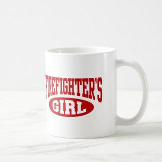 Firefighter's Girl Mug
