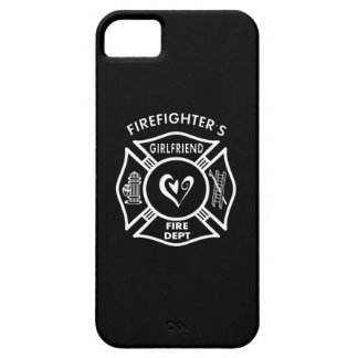 Firefighter's Girlfriend Case For The iPhone 5