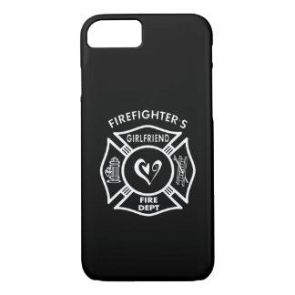 Firefighter's Girlfriend iPhone 7 Case
