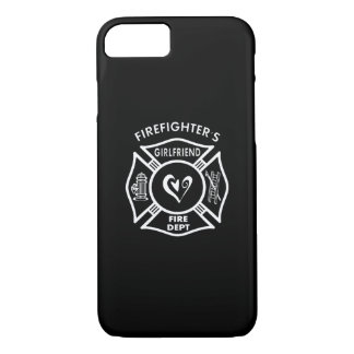 Firefighter's Girlfriend iPhone 7 Case