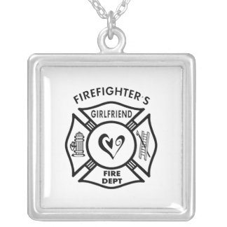 Firefighter's Girlfriend Necklaces