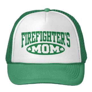 Firefighter's Mom Mesh Hat