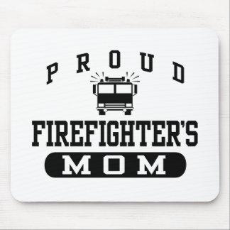 Firefighter's Mom Mouse Mat