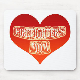 Firefighter's Mom Mouse Pad