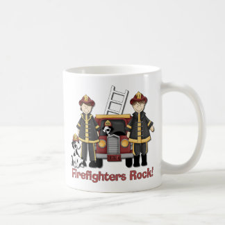 Firefighters Rock Coffee Mug