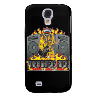 Firefighters Rock Guitar Galaxy S4 Case
