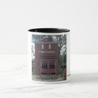 Firefighters Rule! Mug