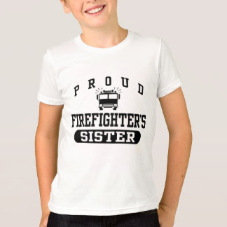 Firefighter's Sister T-Shirt