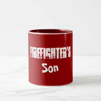 Firefighter's, Son Mug