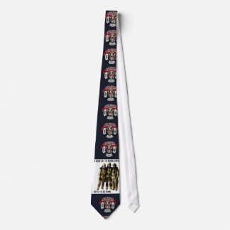 Firefighters Tie