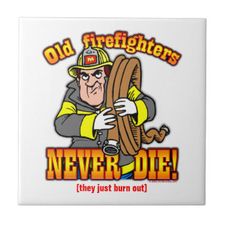 Firefighters Tiles