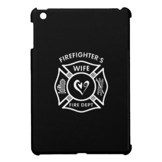 Firefighters Wife Case For The iPad Mini