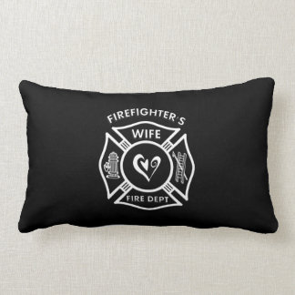 Firefighters Wife Pillows
