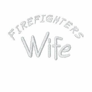 Firefighters, Wife-Fleece Zip Jacket